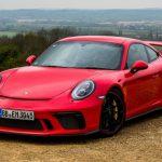 ポルシェ「新型 911 GT3 2018」公式デザイン画像集