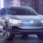 フォルクスワーゲン「新型 ID Crozz Concept 2017」公式デザイン画像集