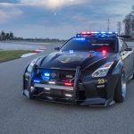 日産「新型GT-R Copzilla」最速パトカー発表;公式デザイン画像集!