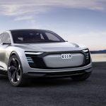 アウディ「新型 e-tron Sportback Concept 2017」公式デザイン画像集