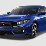 ホンダ「新型Civic Si Sedan 2017」発表;公式デザイン画像集!
