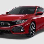 ホンダ「新型Civic Si Coupe 2017」発表;公式デザイン画像集!