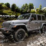 Jeep「ラングラー2018」リーク&レンダリング画像を公開!