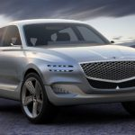 Genesis 「新型 GV80 Concept 2017」公式デザイン画像集