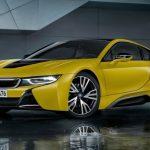 BMW 「新型 i8 Protonic Frozen Yellow 2018」公式デザイン画像集