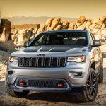 Jeep「グランドチェロキー トレイルホーク」日本発表;公式デザイン画像集!
