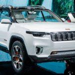Jeep「新型Yuntu Concept」発表;公式デザイン画像集!
