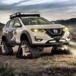 日産「新型Rogue Trail Warrior Concept」発表;公式デザイン画像集!