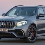 メルセデスベンツ「新型 GLC63 S AMG 2018」公式デザイン画像集