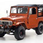 トヨタ「ランドクルーザー FJ40 1972」復刻レストア;公式デザイン画像集!