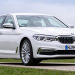 BMW「新型 530e iPerformance 2018」公式デザイン画像集