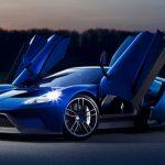 フォード「新型 GT 2017」公式デザイン画像集