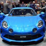 ルノー「新型Alpine A110」実車画像;2018年日本投入予定!