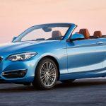 BMW 「新型 2-Series Convertible 2018」公式デザイン画像集