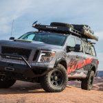日産「新型 Titan XD PRO-4X Project Basecamp」発表;公式デザイン画像集!