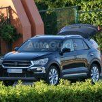 VW「新型T-ROC」スパイショット;デザイン判明!