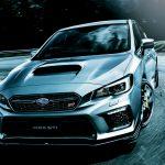 スバル「新型WRX STI」発表;公式デザイン画像を公開!