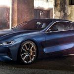 BMW 「新型 8-Series Concept 2017」公式デザイン画像集