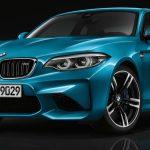 BMW 「M2 Coupe 2018」公式デザイン画像集