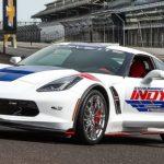 シボレー「新型 Corvette Grand Sport Indy 500 Pace Car 2017」公式デザイン画像集