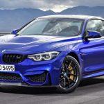 BMW 「新型 M4 CS 2018」公式デザイン画像集