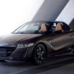 """ホンダ「新型S660」特別仕様車""""Bruno Leather Edition""""を限定発売!"""