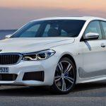 BMW 「新型 6-Series Gran Turismo 2018」公式デザイン画像集