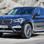 BMW 「新型 X3 2018」公式デザイン画像集