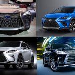 レクサス最新情報「新型UX年内発表」&「NX, RX, LX」SUVを一挙改良へ!