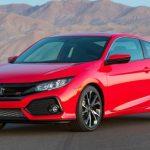 ホンダ「新型 Civic Si Coupe 2017」公式デザイン画像集