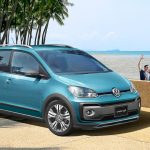 VW「新型cross up!」300台限定で日本発売のSUVテイスト!