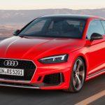 アウディ「新型 RS5 Coupe 2018」公式デザイン画像集