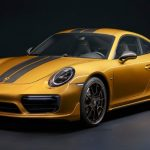 ポルシェ「新型 911 Turbo S Exclusive Series 2017」公式デザイン画像集