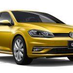 VW「新型ゴルフシリーズ」日本発売;各モデル一挙に!