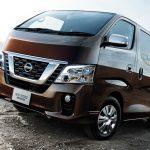 日産「新型NV350キャラバン」発表;公式デザイン画像集!