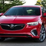 Buick 「新型 Regal GS 2018」公式デザイン画像集