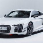 アウディ 「新型 R8 performance parts 2017」公式デザイン画像集