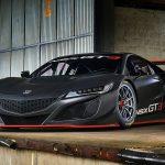 ホンダ「新型NSX GT3」レース専用モデル受注開始;公式デザイン画像集!