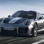ポルシェ「新型 911 GT2 RS 2018」公式デザイン画像集