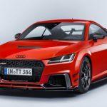 アウディ「新型 TT RS performance parts 2017」公式デザイン画像集