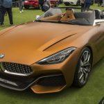 BMW「Concept Z4」発表;次期スープラ兄弟モデルのオープンスポーツ!