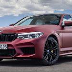 BMW 「新型 M5 First Edition 2018」公式デザイン画像集