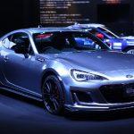 スバル「BRZ STI Sport CONCEPT」発表;公式デザイン画像集!
