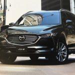 マツダ「新型CX-8」ついにフロントデザイン判明!デザイン画像が流出で?