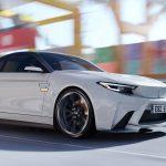 BMW「iM2コンセプト」電動ハイパフォーマンスカーを発表!