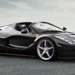 フェラーリ「新型 LaFerrari Aperta 2017」公式デザイン画像集