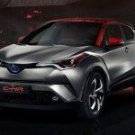トヨタ「新型 C-HR Hy-Power Concept 2017」公式デザイン画像集!
