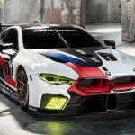 BMW「新型 M8 GTE Racecar 2018」公式デザイン画像集!