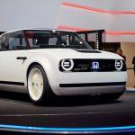 Honda「Urban EV Concept」発表;2019年発売予定の量産型EV!