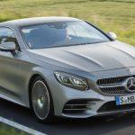 メルセデスベンツ「新型 S-Class Coupe 2018」公式デザイン画像集